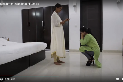 [Part 2] Situps done with bhabhi