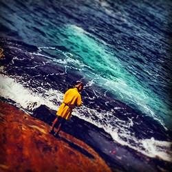 #bondi #fishing #traditional #australia #oz #ocean #beach #ozzy #sydney #turism #turist