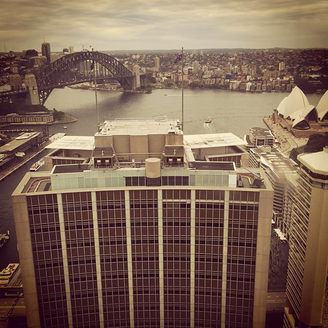 #sydney #harbour #harbourbridge #city #cbd