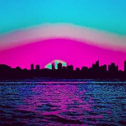 #sydney #sydneycbd #sea #sunset ##sunshine #summer #ocean #tourism #tourist #fantasy #fantasia #sun
