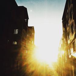 #sydney #sun #sunset #newtown #street #tourist #tourism #australia #city #ilovesydney