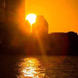 #sydney #sunset #city #australia #tourist #sea #sky #cbd #oz #l