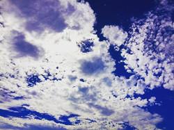 #thinking #thinkingofyou #sky #sydney #freedom #clouds