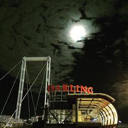 #sydney #tourism #fullmoon #darlingharbour #darling #darkness #darkside #city #night #moon #bridge