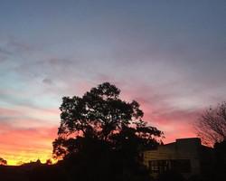 St. Peter sunset..
