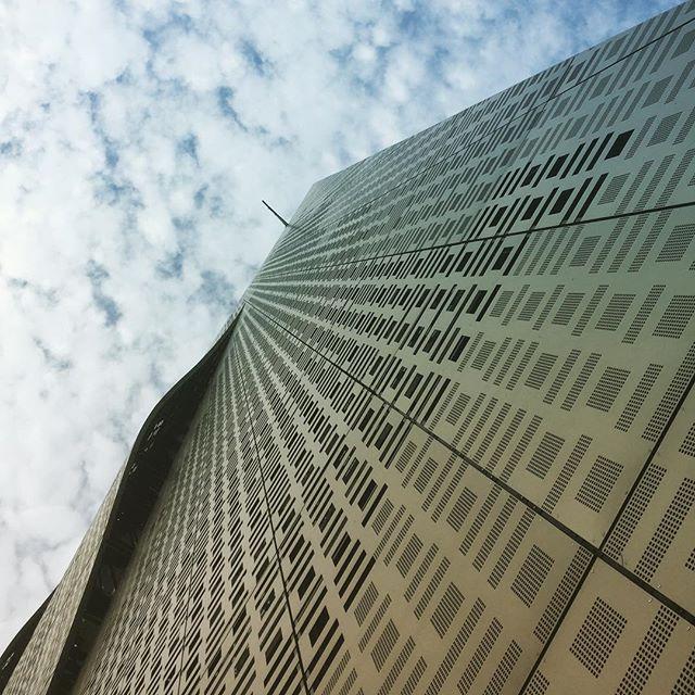 Sky above Sydney..