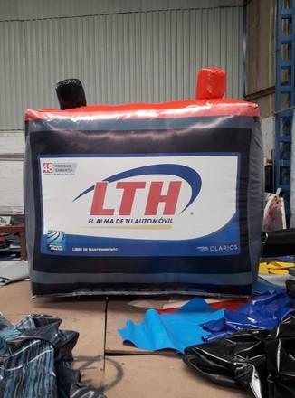 Batería LTH 1.60x1.00x1.50 mts