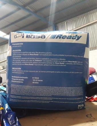 Caja NIASA Ready 1.60 x 1.60 mts