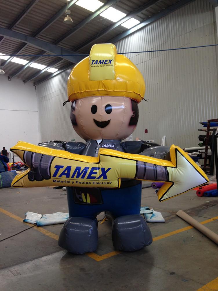 Réplica Tamex 2mts