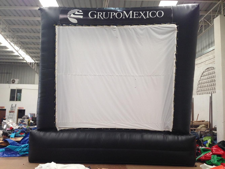 Pantalla Grupo México