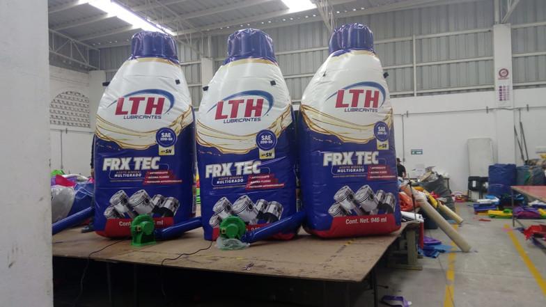 Aceite LTH