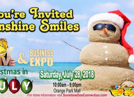 Sunshine Smiles Toy Drive & Business Expo