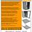 "Thumbnail: GABINETE RACK INDUSTRIAL 2 PUERTAS 42 UR X 19"" X 900. IP-55  NEMA 4."