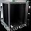 Thumbnail: RACK MURAL 15 UR X 600 X 600 LATERALES DESMONTABLES