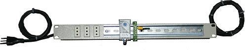 PDU PARARACK GALVANIZADOS IP-65