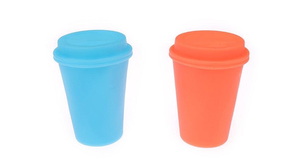 vinyl cup