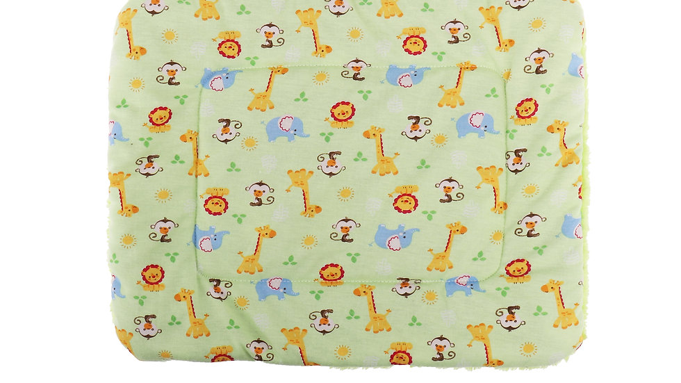Cartoon animal pet blanket