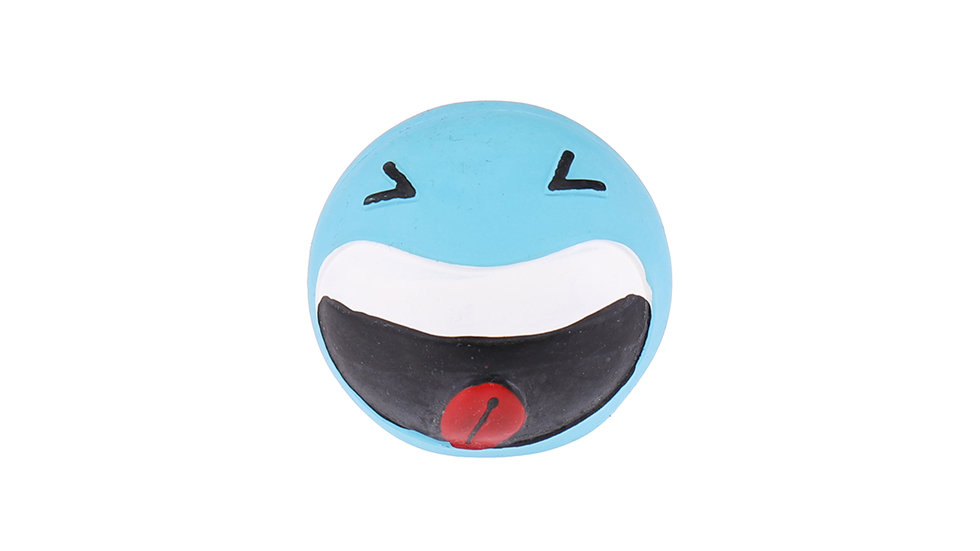 Latex smile  ball