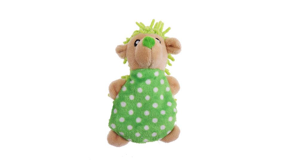 Hedgehog or bear with sound sheet