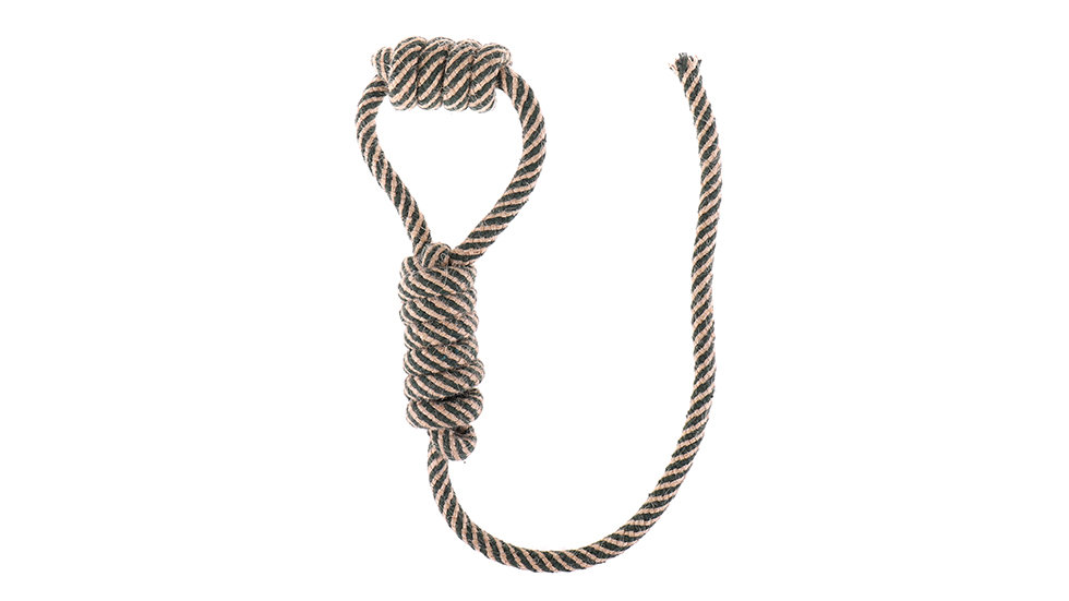 Cotton and hemp rope pet toy
