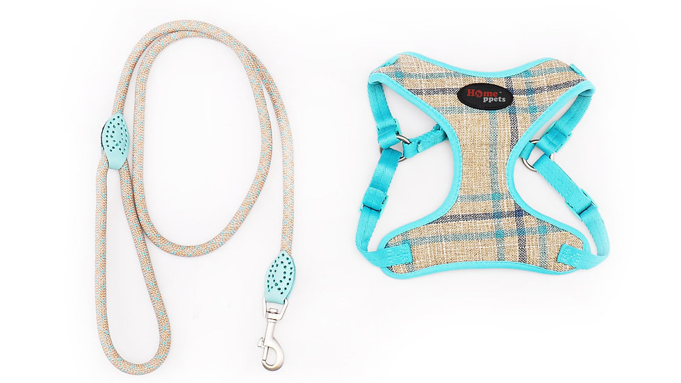 Junt airmesh harness and lead