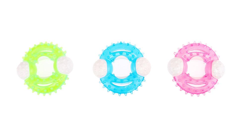 Nylon&TPR ring toy
