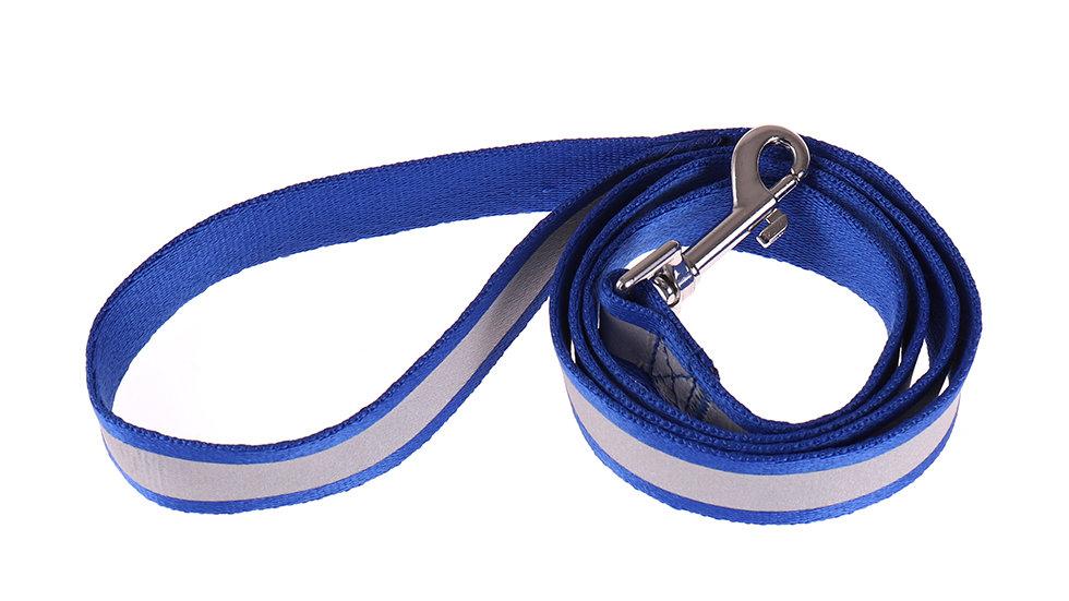 Nylon reflective dog leash