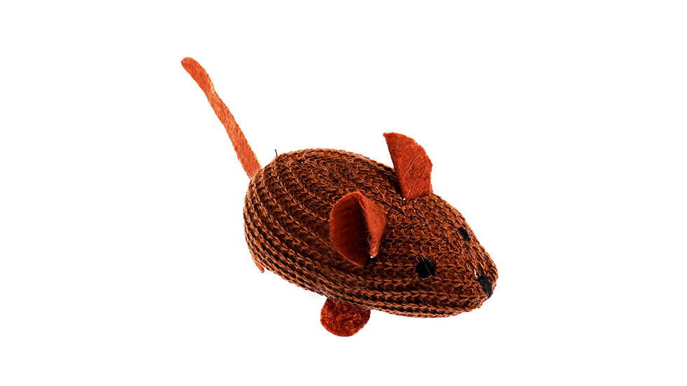Mouse with leighbell inside