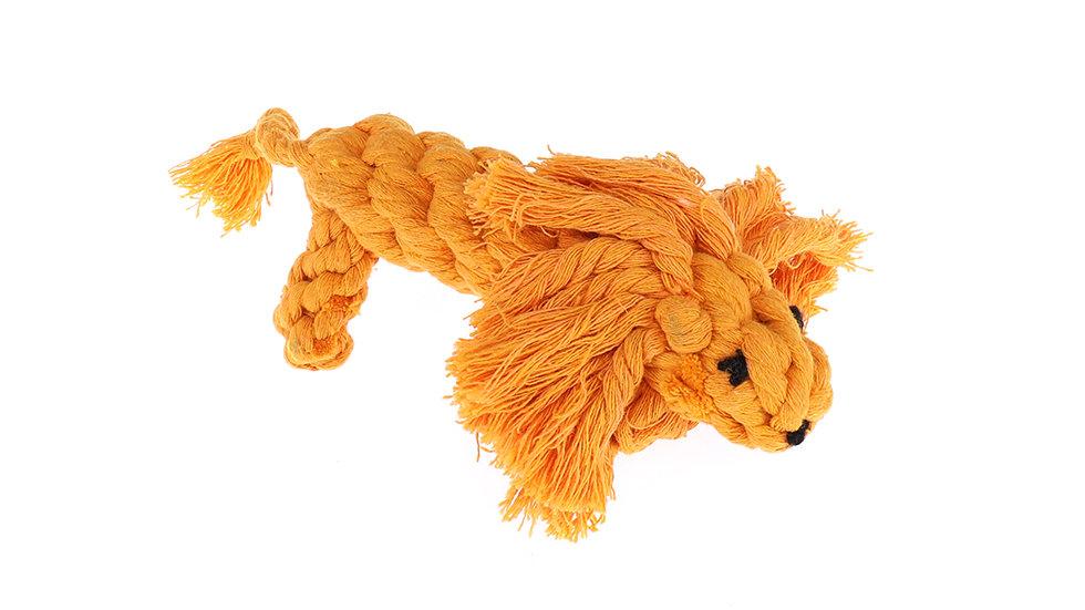 Goldfish rope toy