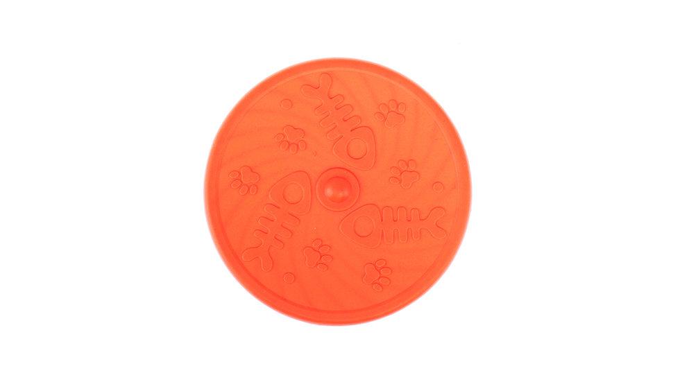 TPR dog frisbee