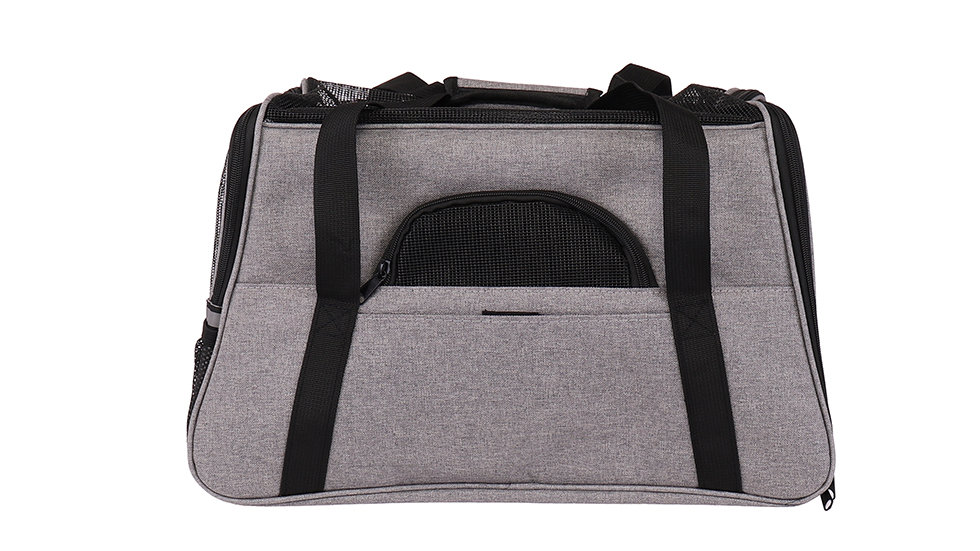 Oxford foldable pet bag