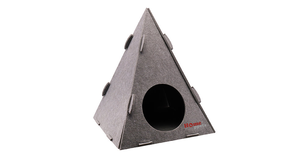 Felt Pyramid