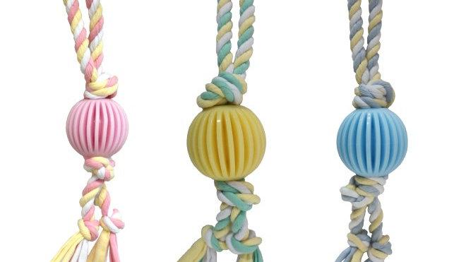 φ5.5cm TPR Ball with Rope