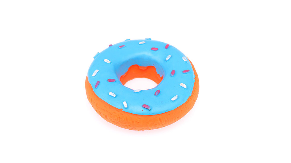 vinyl donut