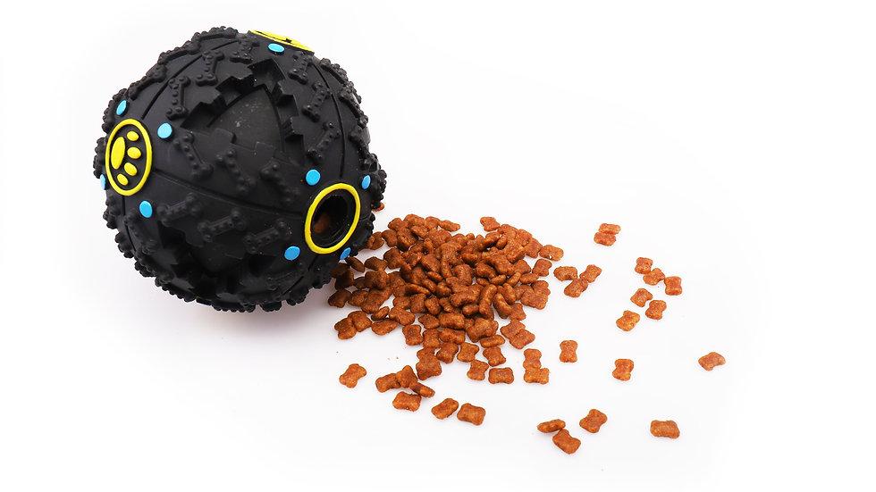 Dog food treated ball W/Sound