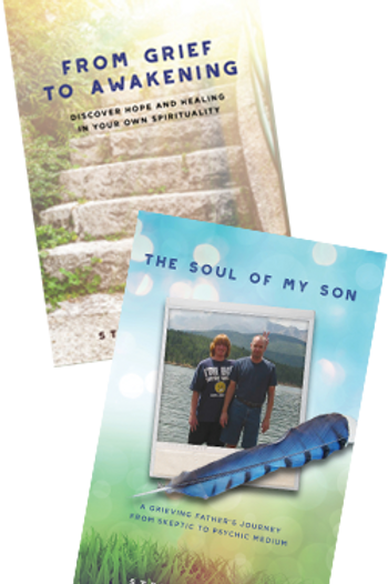 The Soul of My Son / From Grief to Awakening (Two book set)