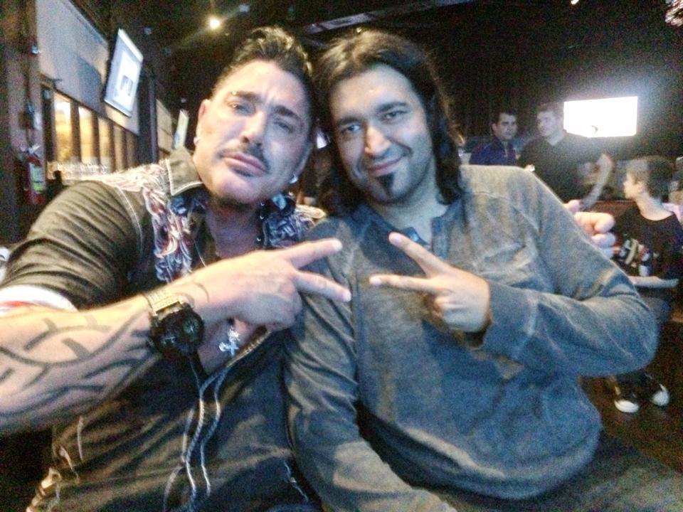Adrian y Ricardo Fort