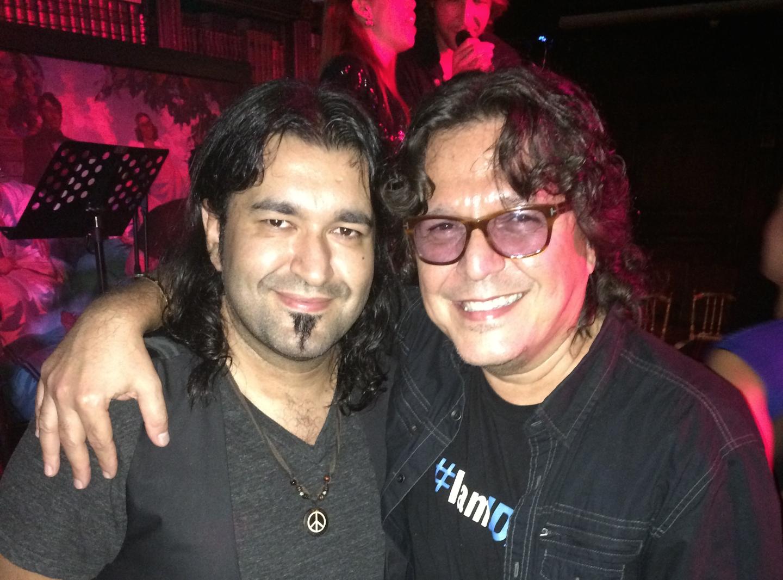 Adrian & Rudy Perez