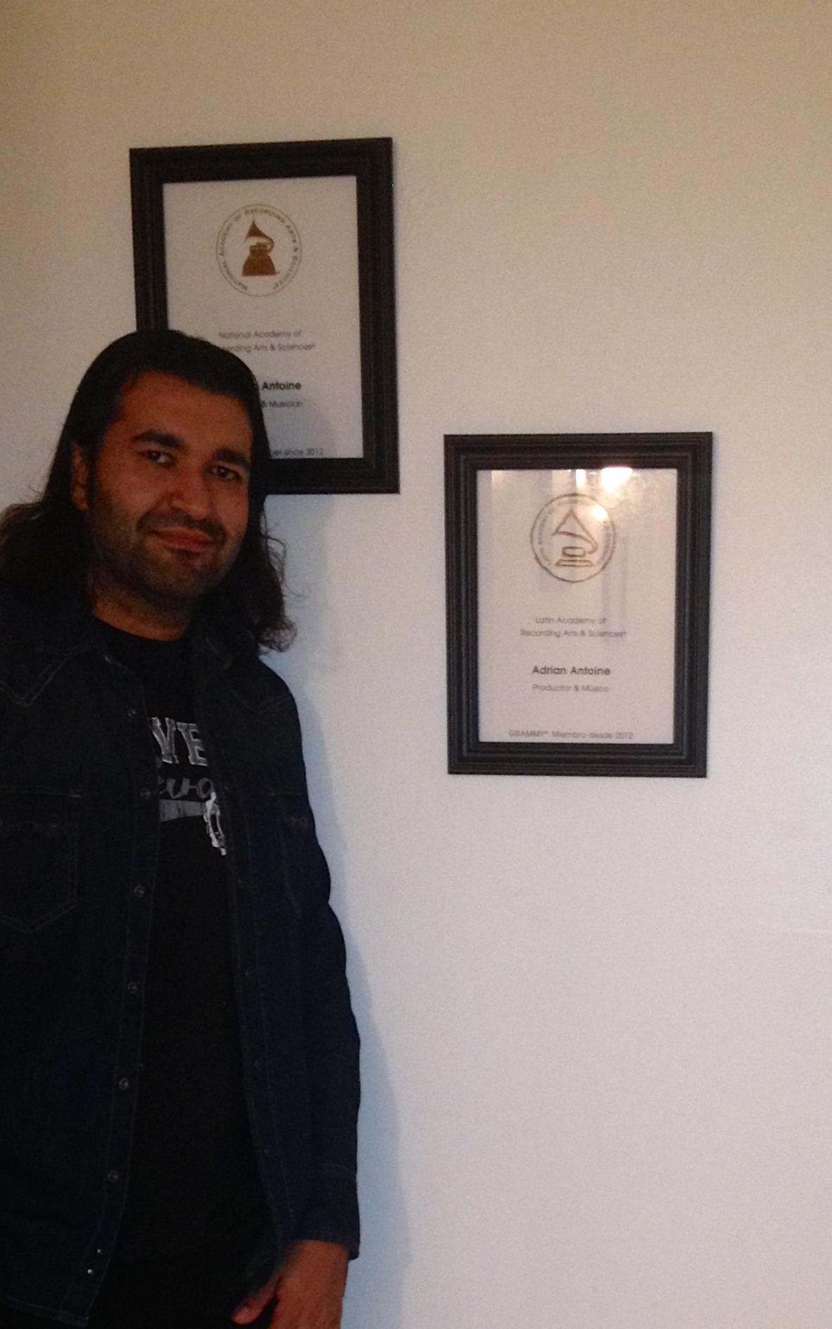 Proud Grammys Member