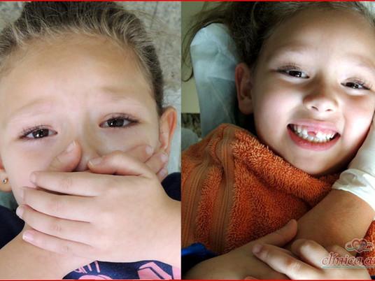 Trauma de crianças no dentista: o que considerar, como tratar e superar