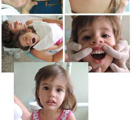 A informação levou a cura no caso da Eduarda e mamãe Daniele