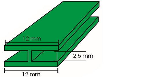 Perfil H 12x12