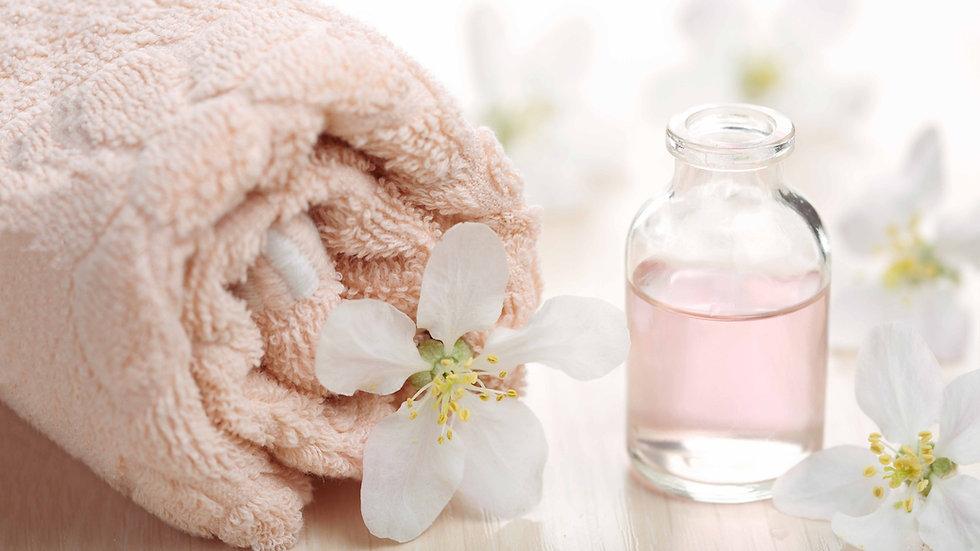 Óleo hidratante de banho Vanilla Dream - 120ml