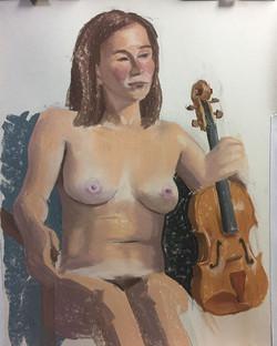 The Violinist