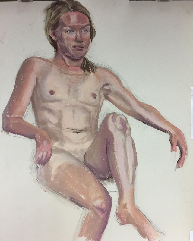 """Should I call this """"Nude with Invisible"""