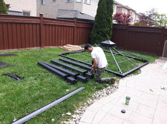 Gazebo installation