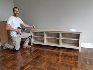 Furniture assembly handyman