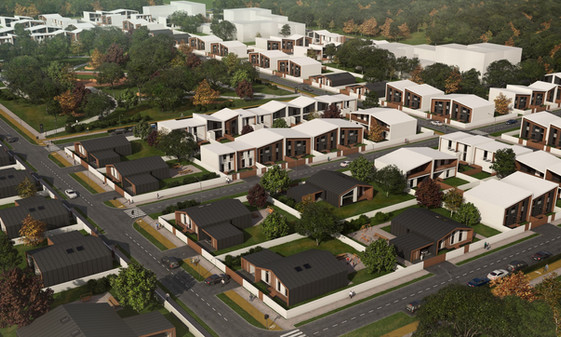 Microdistrict planning and design
