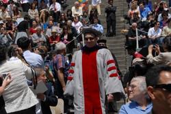 גלימת PHD וסגל - סגנון MIT