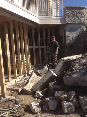 QC Construction   Airdrie, AB   Foundation, Basement & Crawl Space Solutions